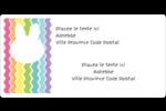 Lapin Bonbon Étiquettes de classement écologiques - gabarit prédéfini. <br/>Utilisez notre logiciel Avery Design & Print Online pour personnaliser facilement la conception.