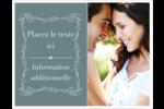 Cachet français Cartes Et Articles D'Artisanat Imprimables - gabarit prédéfini. <br/>Utilisez notre logiciel Avery Design & Print Online pour personnaliser facilement la conception.
