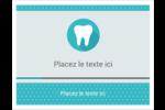 Dent Cartes Et Articles D'Artisanat Imprimables - gabarit prédéfini. <br/>Utilisez notre logiciel Avery Design & Print Online pour personnaliser facilement la conception.