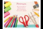 Enseignement primaire Badges - gabarit prédéfini. <br/>Utilisez notre logiciel Avery Design & Print Online pour personnaliser facilement la conception.