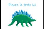 Dinosaure Étiquettes à codage couleur - gabarit prédéfini. <br/>Utilisez notre logiciel Avery Design & Print Online pour personnaliser facilement la conception.