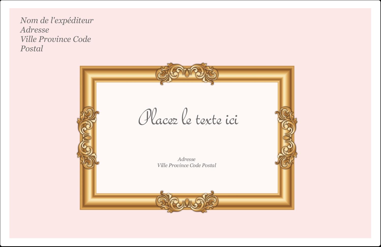 """1½"""" x 4"""" Étiquettes d'adresse - Galerie d'art"""