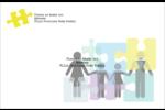Counseling en éducation Étiquettes d'adresse - gabarit prédéfini. <br/>Utilisez notre logiciel Avery Design & Print Online pour personnaliser facilement la conception.