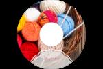 Tricot Étiquettes de classement - gabarit prédéfini. <br/>Utilisez notre logiciel Avery Design & Print Online pour personnaliser facilement la conception.