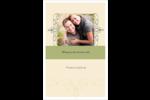 Souhaits d'anniversaire Reliures - gabarit prédéfini. <br/>Utilisez notre logiciel Avery Design & Print Online pour personnaliser facilement la conception.