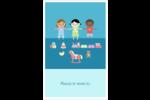 Éducation et préscolaire Reliures - gabarit prédéfini. <br/>Utilisez notre logiciel Avery Design & Print Online pour personnaliser facilement la conception.