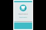 Dent Reliures - gabarit prédéfini. <br/>Utilisez notre logiciel Avery Design & Print Online pour personnaliser facilement la conception.