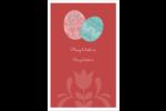 Tartan de Pâques Reliures - gabarit prédéfini. <br/>Utilisez notre logiciel Avery Design & Print Online pour personnaliser facilement la conception.