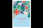 Plantes tropicales Reliures - gabarit prédéfini. <br/>Utilisez notre logiciel Avery Design & Print Online pour personnaliser facilement la conception.
