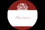 Fleur de henné Divali Étiquettes Voyantes - gabarit prédéfini. <br/>Utilisez notre logiciel Avery Design & Print Online pour personnaliser facilement la conception.