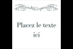 Cachet français Étiquettes enveloppantes - gabarit prédéfini. <br/>Utilisez notre logiciel Avery Design & Print Online pour personnaliser facilement la conception.