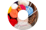 Get creative and customize projects with predesigned Knitting Crafts templates.