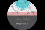 Architecture  Étiquettes de classement - gabarit prédéfini. <br/>Utilisez notre logiciel Avery Design & Print Online pour personnaliser facilement la conception.