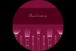 Brosses à cosmétiques Étiquettes de classement - gabarit prédéfini. <br/>Utilisez notre logiciel Avery Design & Print Online pour personnaliser facilement la conception.