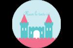 Château Étiquettes de classement - gabarit prédéfini. <br/>Utilisez notre logiciel Avery Design & Print Online pour personnaliser facilement la conception.