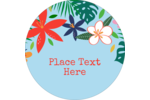 A colourful collection of tropical plants and flowers to adorn all Easter decorations.