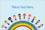 Customize personal or business projects with pre-designed Childcare Education templates.