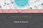 Architecture  Étiquettes rectangulaires - gabarit prédéfini. <br/>Utilisez notre logiciel Avery Design & Print Online pour personnaliser facilement la conception.