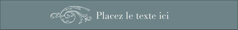 """1½"""" x 2½"""" Étiquettes ovales - Cachet français"""