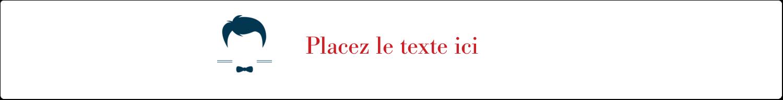 """1½"""" x 2½"""" Étiquettes ovales - Salon de barbier"""