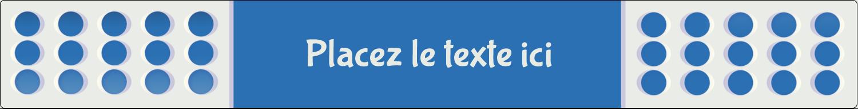 """1½"""" x 2½"""" Étiquettes ovales - 4e étage"""