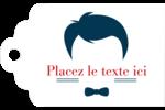 Salon de barbier Étiquettes imprimables - gabarit prédéfini. <br/>Utilisez notre logiciel Avery Design & Print Online pour personnaliser facilement la conception.