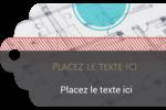 Architecture  Étiquettes imprimables - gabarit prédéfini. <br/>Utilisez notre logiciel Avery Design & Print Online pour personnaliser facilement la conception.