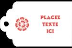 Confettis de Cinco de Mayo Étiquettes imprimables - gabarit prédéfini. <br/>Utilisez notre logiciel Avery Design & Print Online pour personnaliser facilement la conception.