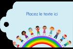 Éducation des enfants Étiquettes imprimables - gabarit prédéfini. <br/>Utilisez notre logiciel Avery Design & Print Online pour personnaliser facilement la conception.