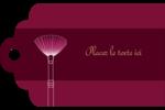 Brosses à cosmétiques Étiquettes imprimables - gabarit prédéfini. <br/>Utilisez notre logiciel Avery Design & Print Online pour personnaliser facilement la conception.