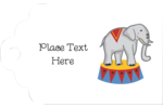 Add tons of fun to custom projects with pre-designed Circus Birthday templates.