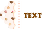 Bring sweet style to custom projects with pre-designed Cinco de Mayo Pan Dulce templates.