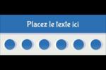 4e étage  Affichette - gabarit prédéfini. <br/>Utilisez notre logiciel Avery Design & Print Online pour personnaliser facilement la conception.