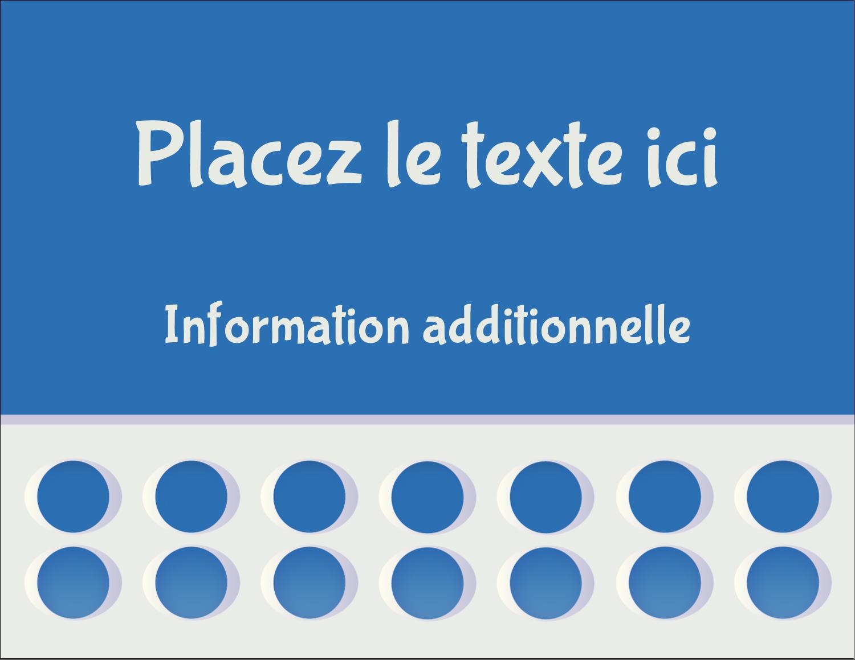 "4¼"" X 5½"" Carte Postale - 4e étage"