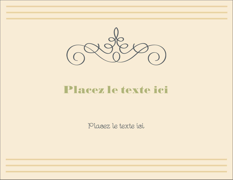"""4¼"""" X 5½"""" Carte Postale - Souhaits d'anniversaire"""