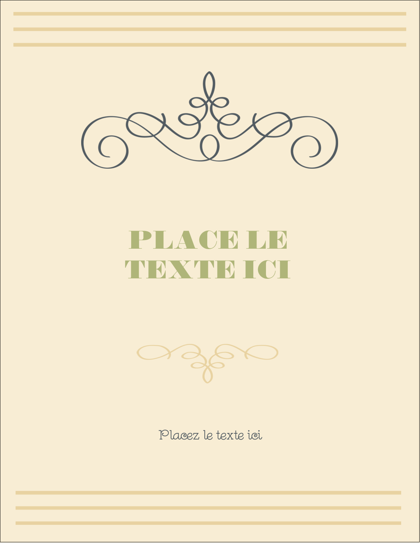 """5½"""" x 4¼"""" Carte Postale - Souhaits d'anniversaire"""