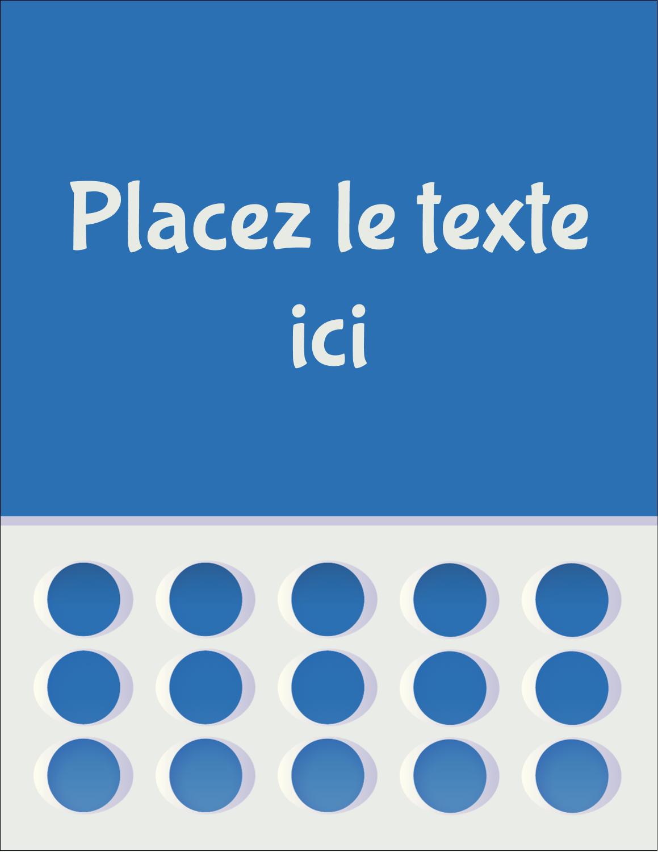 "5½"" x 4¼"" Carte Postale - 4e étage"
