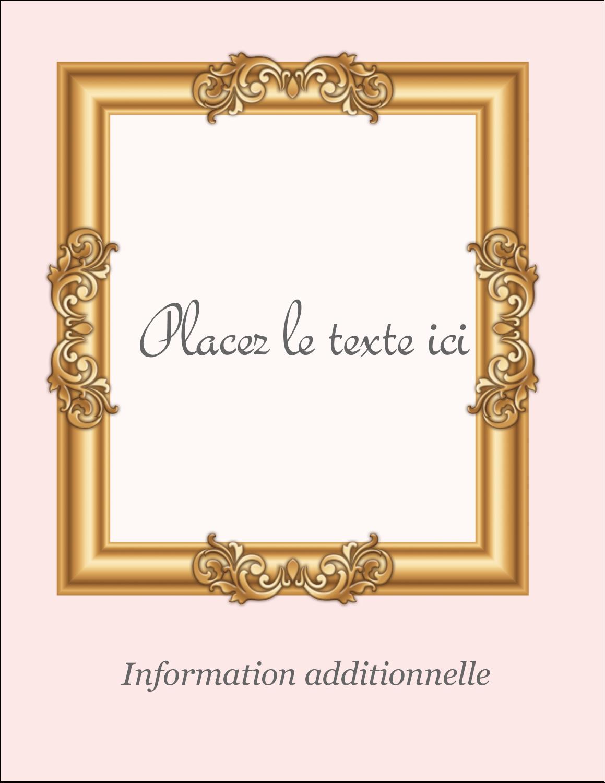 """5½"""" x 4¼"""" Carte Postale - Galerie d'art"""