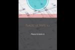 Architecture  Carte Postale - gabarit prédéfini. <br/>Utilisez notre logiciel Avery Design & Print Online pour personnaliser facilement la conception.