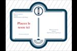 Enseigne de barbier Carte Postale - gabarit prédéfini. <br/>Utilisez notre logiciel Avery Design & Print Online pour personnaliser facilement la conception.