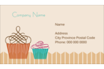 Customize personal or professional projects with delightful pre-designed Cupcake templates.