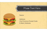 Customize personal or professional projects with pre-designed Burger templates.