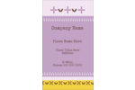 Customize your project with pre-designed Geometric Lavender Blossoms templates.