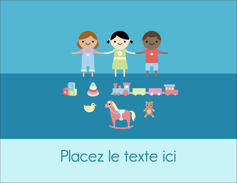 """4¼"""" X 5½"""" Carte Postale - Éducation et préscolaire"""