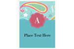 Infuse charm into all your projects with customizable pre-designed Paisley templates.