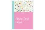 Customize a variety of projects with extra-sweet pre-designed Party Planner templates.