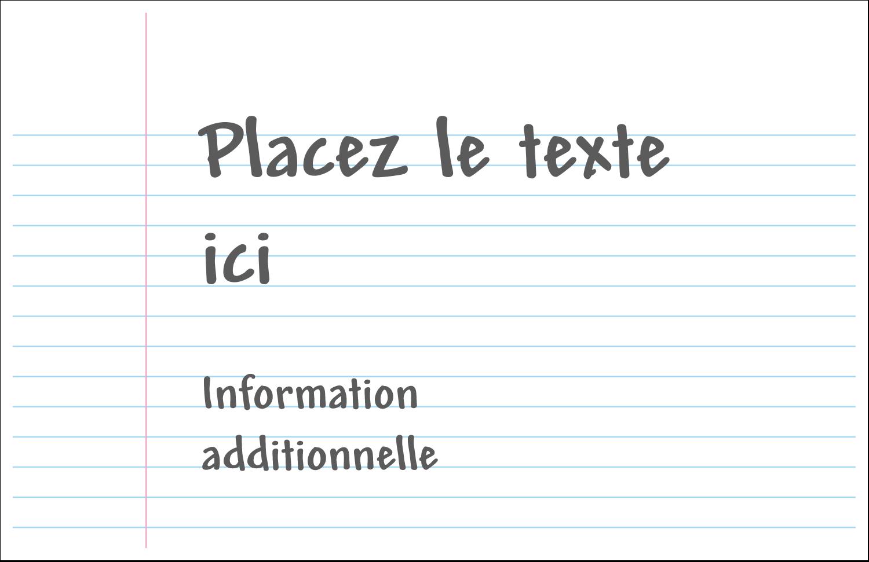 """8½"""" x 11"""" Cartes Et Articles D'Artisanat Imprimables - Feuille mobile"""