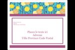 Impression pissenlit Étiquettes D'Adresse - gabarit prédéfini. <br/>Utilisez notre logiciel Avery Design & Print Online pour personnaliser facilement la conception.