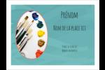 Palette de peinture Badges - gabarit prédéfini. <br/>Utilisez notre logiciel Avery Design & Print Online pour personnaliser facilement la conception.
