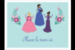 Princesses Badges - gabarit prédéfini. <br/>Utilisez notre logiciel Avery Design & Print Online pour personnaliser facilement la conception.